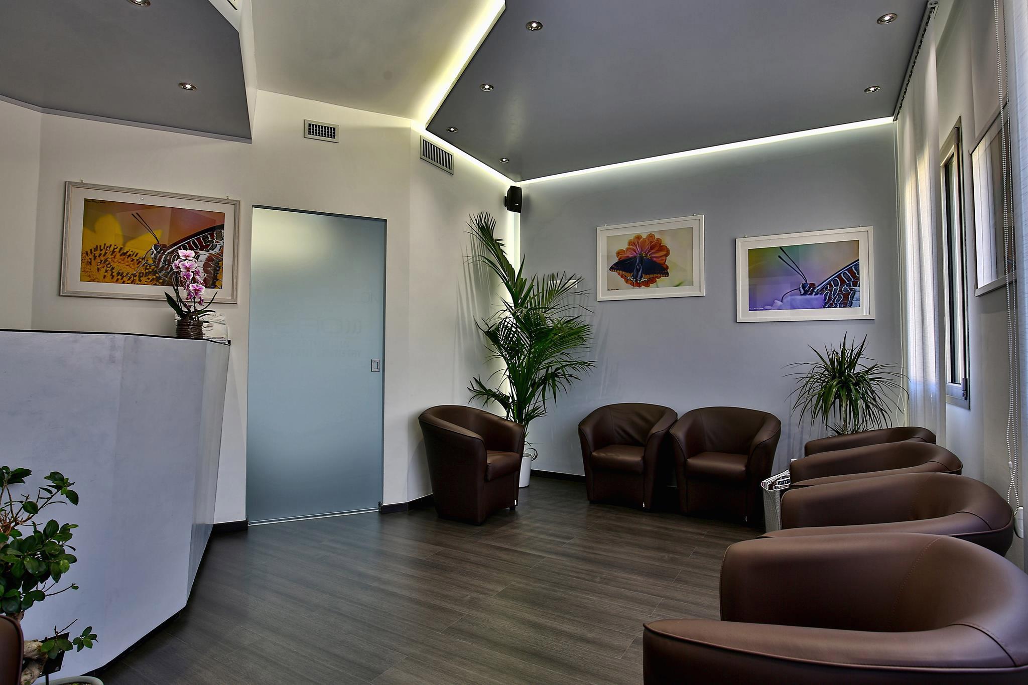 Lo studio dentistico Meloni Pisano Ingresso