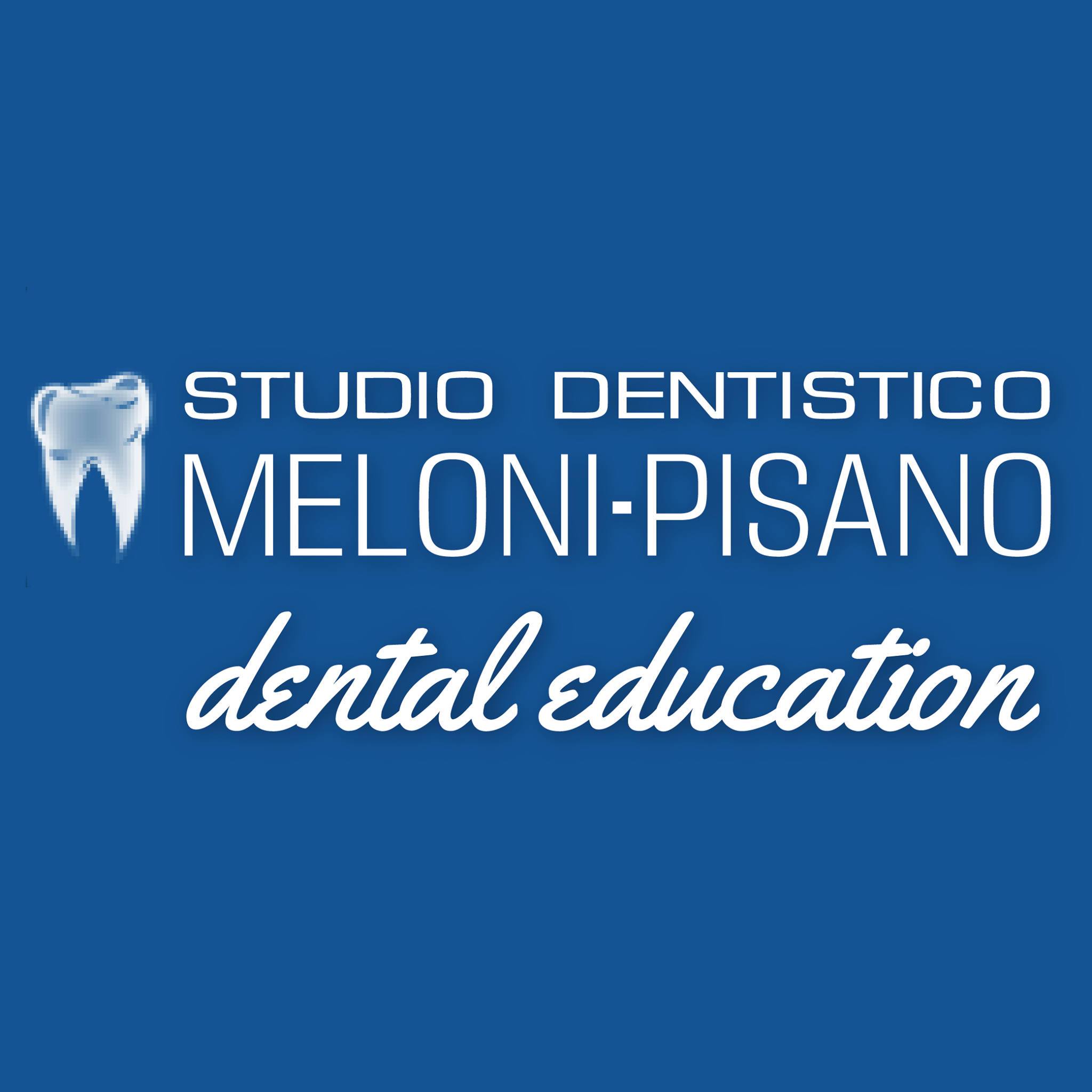 Studio Dentistico Meloni Pisano Dental Education Logo